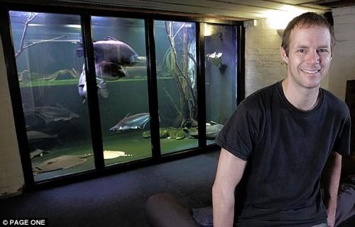 Largest Home Aquarium